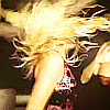 team_britney: BRITNEY - POM Hair (Purple dress, Piece of Me, Britney)
