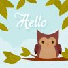 singersdd: hello owl (Oh really?)