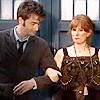 nostalgia: (doctor/donna flapper)