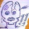 beelikej: (Doodle Skull)