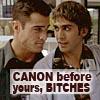 beelikej: (Canon CSI Nick & Greg)