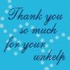 beelikej: (Thank you)