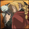 mayhap: Edward Elric sleeps on his desk (zzzzz ...)