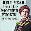 mjules: Motherfuckin' Princess