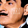 beatrice_otter: Poirot: Little Grey Cells (Little Grey Cells)