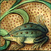 smallestweirdnumber: (Book of Hours frog)