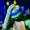 haruka: (leonardo-hand on head)