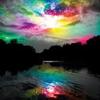 synchroshatter: (Rainbow sky)