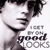 hunny: (good looks)