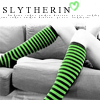 aki_chan: (slytherin socks)