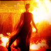 auroradream: ([got] Dany in the Fire)