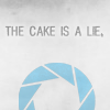 slings_portals: ([text] The cake is a lie)