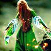 kehleyr: (colours green dress magical)