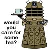 dbskyler: (dalek tea)