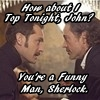 miracleshining: Sherlock Watson 4 (Top)