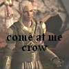 1half_icons: (come at me crow)