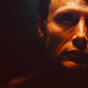 lordvanquisher: darkly shadowed close-up of hannibal lecter (Default)