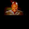 skywaterblue: (Sisko laughs!)