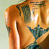poisonarcana: Angelina Jolie's back from Wanted. Mmm. (Default)