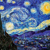 "poisonarcana: Van Gogh's ""Starry Night."" ([starry starry night])"