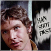 lyore: (Han shot first)