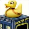 heidi: (duck, Ducktor Who, Dalek!)