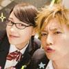yelena_zaltana: ([YtM] Hana Daichi ઌ Baka duo!)