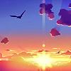 solkh: (flight)