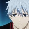 iwashere: Kuroko with his game face on. (kuroko: determined)