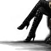 heresyandlace: (sits like a whore)