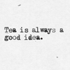 afullmargin: (tea)
