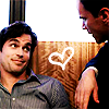 china_shop: Neal and Peter are adorable (WC - Neal/Peter - adorable <3)
