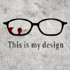 """scarimonious: """"This is my design."""" (Hannibal - Will)"""