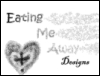 tzag: My design logo (Away, Eating, Me, Skillet)