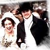 deird1: Elizabeth and Darcy getting married (pride and prejudice)