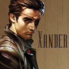 "deird1: comicbook Xander, with text ""Xander"" (Xander comics)"