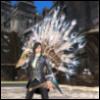 ninemoons42: Granado Espada musketeer in White Christatus backpiece (Default)