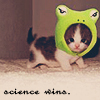 narie: (SCIENCE WINS)