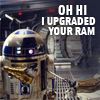 alliancesjr: (Artoo - RAM)