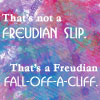 merikuru: (Freudian fall-off-a-cliff)