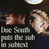 ride_4ever: (Subtext Fraser & RayK)