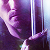 yue_ix: Peter Hale creeping around, in purple (Creeping Peter)