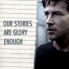 bethany_lauren: John Sheppard - our stories are glory enough (Shep:  Our stories are glory enough)