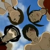 intransitive: (fire nation volleyball)
