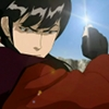 intransitive: (Mai fights)