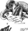 hurly_burly: (Writing octopus)