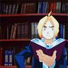 unerring: (bookworm.)