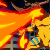 howamanlives: (Geo Greymon - Mega Flame)