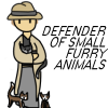 ext_3751: (Defender of small furry animals)
