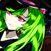 shinkirou_hana: Kanako - president (sultry grin)